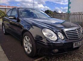 2008 Mercedes E220 CDI - just MOT'd