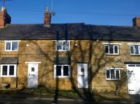 COSY PRETTY MID-TERRACE TWO BED CHARACTER COTTAGE