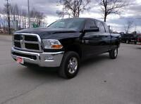 2010 Dodge Ram 2500 SLT CUMMINS DIESEL 4X4 LEATHER LOADED MOONRO