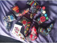 SCOTTY CAMERON PUTTER HEADCOVERS - FAST DELIVERY !