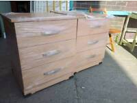 Brand New drawers now in Stock - Delivery Available Priced Each