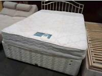 Silent Knight Double Bed