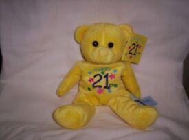 Teddy's 21st Birthday