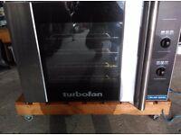 blueseal turbofan oven E34D2