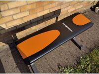 Flat Max Strength Weight Bench