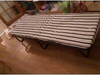 Jaybe fold up single bed -easy storage