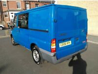2006 Ford Transit, Very clean and LOW MILLAGE, Runs perfect, still insured and taxed, Full V5