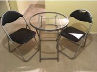 Patio/Garden table and chairs