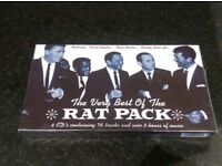 The Very Best of the Rat Pack CD's - New & Sealed