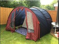 Spacious 2 person tent