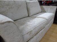 3 Seat Sofa Jewel Champagne