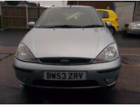 FORD FOCUS 1.6 NICE AND CLEAN 12 MONTHS MOT