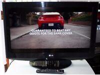 "LG 32LD320 32"" HD Ready LCD w/ Freeview"