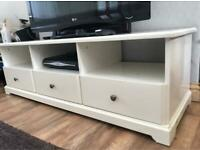 Tv stand with three drawers Not IKEA