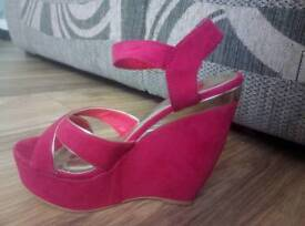 Size 3 Office wedges