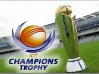 ICC Championship Cricket Trophy 2017