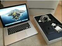 2015 MacBook Pro 15 inch high spec