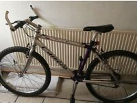 Carrera 20 inch 21 gear Mountain bike