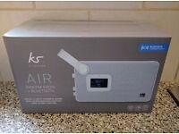 Kitsound Air DAB / FM Radio + Bluetooth