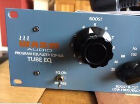 Warm Audio EQP-WA Pultec mono program EQ