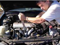 Qualified car Mechanic Wanted