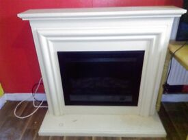 Selling a fire for living room