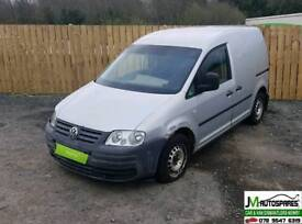 Vw Caddy 2008 tdi PARTS ***BREAKING ONLY SPARES JM AUTOSPARES