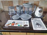 Ninja Master Prep Professional Food Processor 500W - QB1000QUK