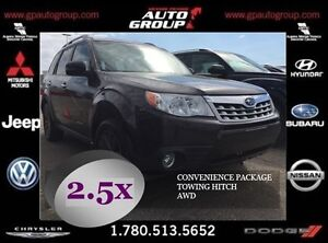 2013 Subaru Forester 2.5X |  Convenience Package