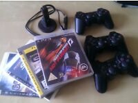Ps3 accessories and games