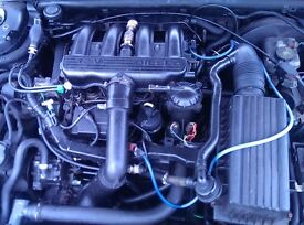 Peugeot 407 2.1td 12valve engine, gearbox & turbo, running.