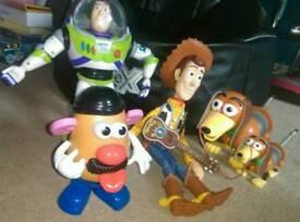 Toy Story toys bundle