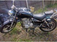 Lexmoto arizona 125cc Bargain