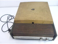 Fidelity HF43 Portable Record Player Vintage