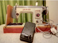 JONES BROTHER CBE Foreign SEWING MACHINE