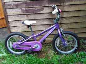 Girls Specialized Bicycle