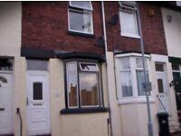 LARGE 2 BEDROOM TERRACED HOUSE FLOYD ST £450 PCM