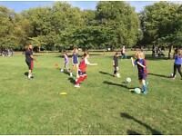 FOOTBALL DEVELOPMENT CENTRE FOR BOYS AND GIRLS U6-11