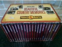 Beautiful Country Memories - 20 CD Collection