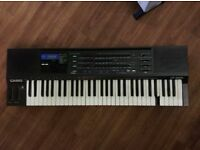 (Reduced price) CASIO HT-3000 - 1980's synth, ANALOG filter/chorus. FM-like. RARE find, ht700 ht6000