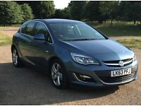 Vauxhaull Astra - SRI 1.6 Automatic - Excellent condition - Low mileage