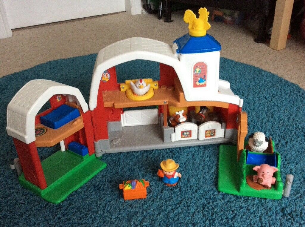 Fisher Price Little People Farm In Hamilton South
