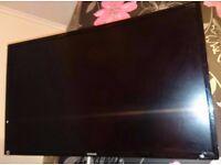 "Samsung S27D590C 27"" curved tv - slight damage"