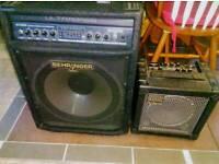 Bass amp ## Price drop ##