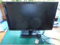 "AOC 2341Va 23"" Widescreen LCD Monitor, built-in Speakers"