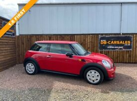 image for 2011 61 MINI HATCH FIRST 1.6 FIRST 3d 75 BHP***GUARANTEED FINANCE***PART EX WELCOME***