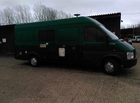 Vw lt35 TDI LWB Camper van 2.5 Diesel.