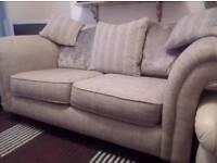 New 2 seater settee/sofa