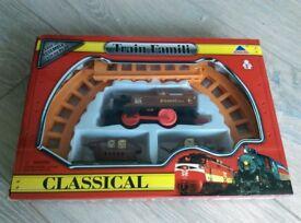 Kids Train Famili Set - New & Boxed