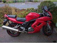 Suzuki SV650S 2006, 645cc, 19K Miles, Full Fairings, Great Condition,